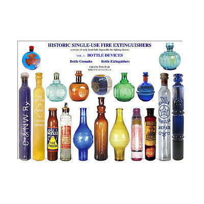 Fire Extinguisher--Fire Grenades & Glass Bottles; illustrated interactive ebook