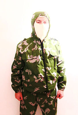 Russian Army Spetsnaz (Special Forces) KZM BEREZKA Camo Summer Uniform. NEW!