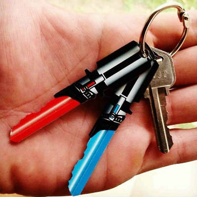 Star Wars Lightsaber Keys (Set of 2)