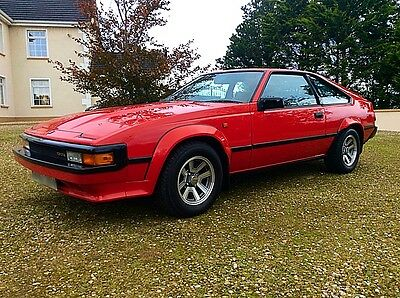 TOYOTA CELICA SUPRA 2.8i MANUAL MKII-JUST 67,000 MILES TOTAL HISTORY - STUNNING