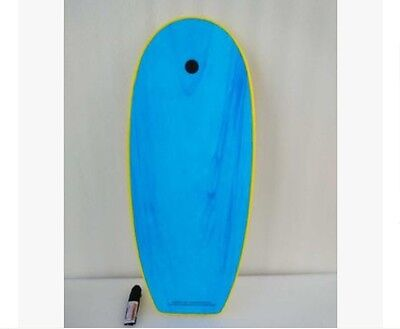 Length 96CM Deep Blue Short Board IXPE+EPS Surf Board Surfing &