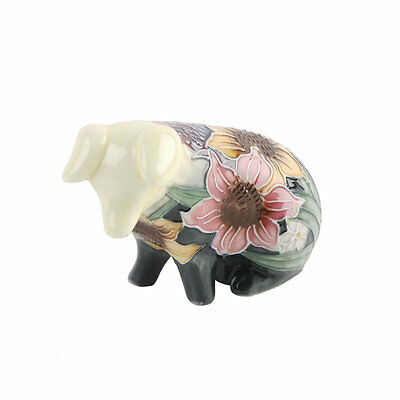 OLD TUPTON WARE Summer Bouquet Pig 3''