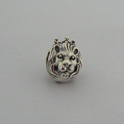 Genuine Pandora 925 Sterling Silver King Of The Jungle Charm
