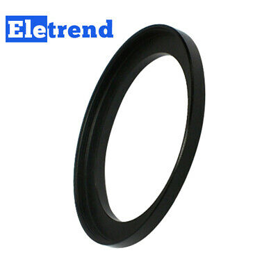 49mm to 58mm 49mm-58mm Male-Famale Step-Up Lens Filter Hood Cover Ring Adapter