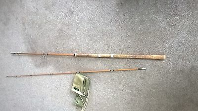 Rare Richard Walker Avon Palakona Hardy's of England Rod 1lb B/S 10ft