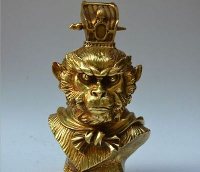 Fighting over the Buddha statue of Hericium monkey talisman will sell gifts
