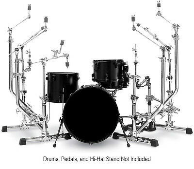 Gibraltar GSPIDER-V Spider Rack with Cymbal Arm Package (NEW)
