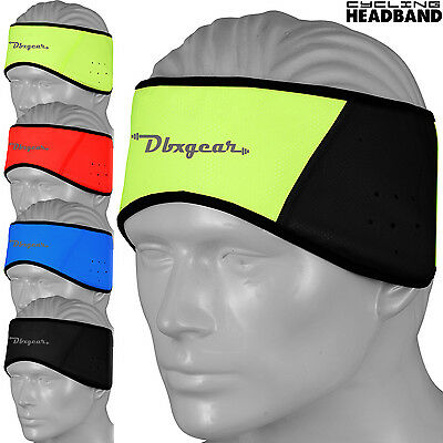 NEW DESIGN Cycling Running Windproof Breathable Sweat Headband Ear Warmer