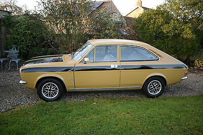 1972 Morris Marina Coupe 1.8 Tc  - Yes, The One To Have. Hardly Ever Available