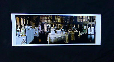Stargate SG1 prop - S5E21 Original panoramic photo - from studios' archives