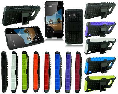 New Stylish Design Shock Proof Stand Case Cover For Microsoft Lumia Mobile Phone