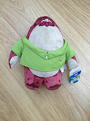 "Disney Monsters University -10"" Soft Toy ""don"" - The Disney Store - New With Tag"