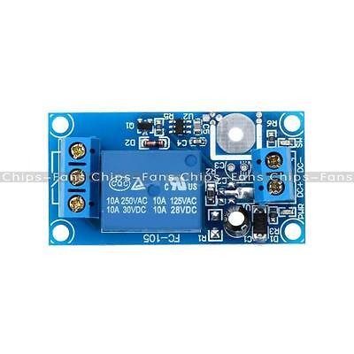DC 12V 1-Channel Relay Module Precise Capacitive Self-locking Touch Switch