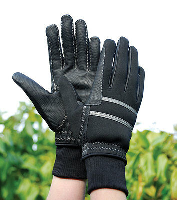 Rhinegold Thinsulate Winter Riding Gloves|Winter Horse Riding Gloves