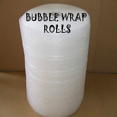 Small Bubble Wrap Rolls 750mm x 50m 100m Fast Delivery Cheap Prices