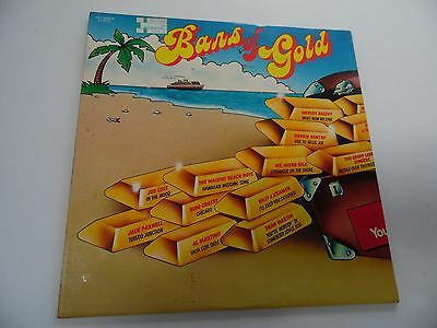 "BAND OF GOLD . 12"" 33rpm Double LP Record . Compilation . Easy listening ."