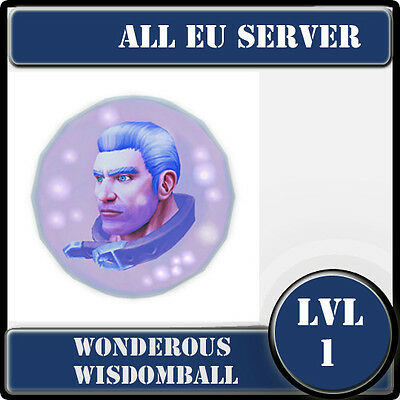 Wonderous Wisdombal /  wow Pet  / All EU Server /
