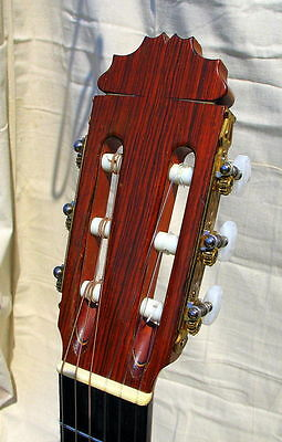 "1983 Manuel Reyes Sr. ""1A"" Flamenco /Classical guitar - ""Celebrity"" Owned"