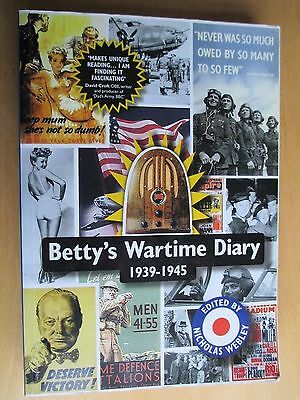 Betty's Wartime Diary 1939-45 Norfolk Home Front