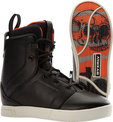 BYERLY SYSTEM Boots 2015 black Wakeboard Bindung