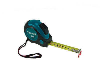 Makita P-73003 Autolock 8m Measuring Tape Measure 8 Metres Metric Imperial