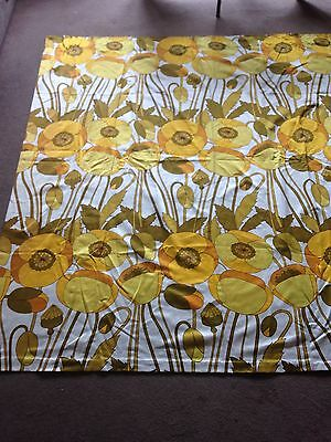 Mid Century Rhea Curtains/Fabric Pieces By Sanderson