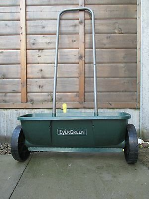 evergreen lawn seed spreader