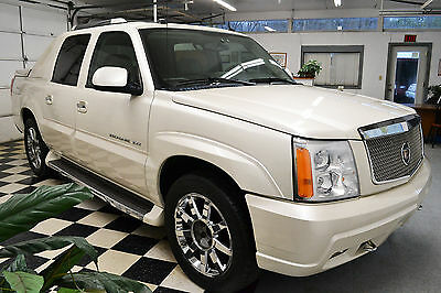 2005 Cadillac Escalade Base Crew Cab Pickup 4-Door 6.0L EXT Low Miles Certified Rebuildable SUV Repairable Damaged Wrecked