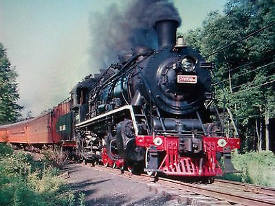 Knox & Kane Steam Rr, Also Shows Engine Crossing 2043 Long 301Ft Trestle Dvd