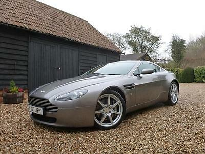 2007 (57) ASTON MARTIN V8 VANTAGE 4.3 6sp COUPE - EXCEPTIONAL EXAMPLE
