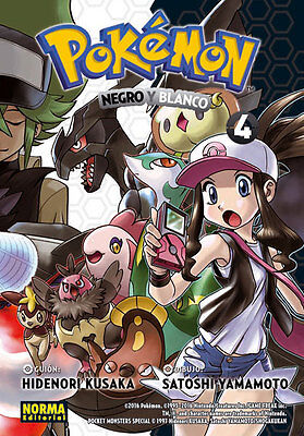 Pokemon 29. Negro y Blanco 4