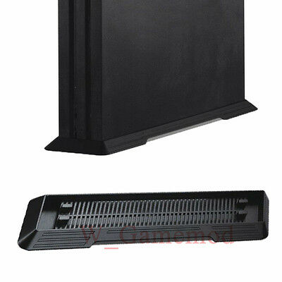 Anti-Slip Vertical Stand Dock Mount Holder For PlayStation 4 PS4 Pro Console