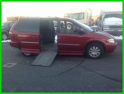 2007 Chrysler Town & Country Touring VAN WHEELCHAIR HANDICAP 2007  HAND CONTROL QUAD CHRYSLERTouring Used 3.8L V6 12V