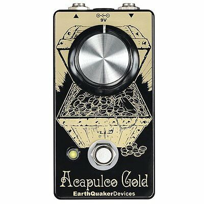 EarthQuaker Devices Acapulco Gold Power Amp Distortion Guitar Effect Pedal - NEW
