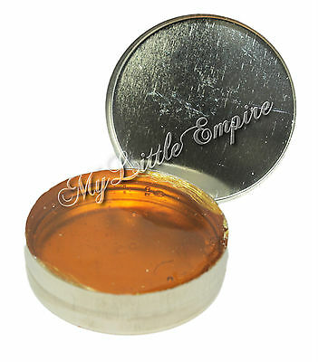 20G Solid Colophony Activated Rosin In Metal Tin High Purity Soldering Flux New