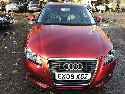 2009 Audi A3 Se 138 Tdi Auto, Climate, Alloys,fabulous Example, Very Nice Indeed