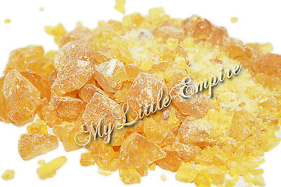500G High Purity Natural Bright Colophony Rosin Powder With Chunks