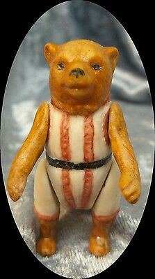 """2 1/2"""" Small Hertwig And Co. Bear Repro.- So Cute"""