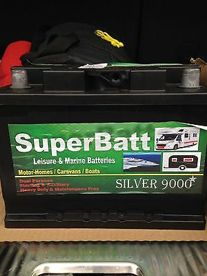 Marine And Leisure Battery