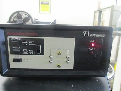 TA Instruments Model: 992174-904 Gas Switching Accessory