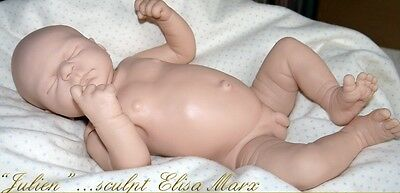 JULIEN KIT by ELISA MARX Bambola Reborn Doll Puppen (con torso boy e body)