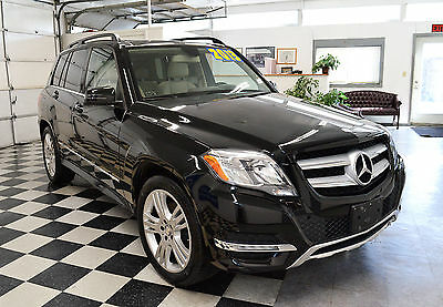 2013 Mercedes-Benz GLK-Class Base Sport Utility 4-Door 2013 4MATIC 4dr GLK350 AWD Certified Rebuildable SUV Repairable Damaged Wrecked