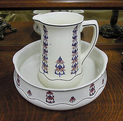 Imperial Crown  Pitcher Bowl   Bonn Germany