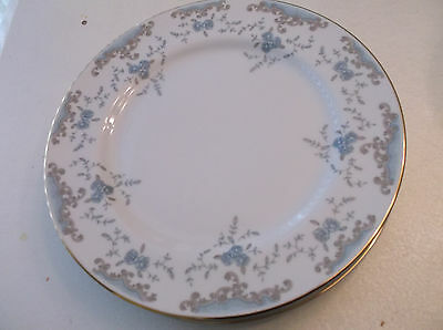 Lot Of 4 Imperial China W. Dalton Seville Dinner Plates