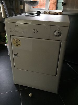 Refurbished 6Kg Zanussi Vented Tumble Dryer Delivery Service Available