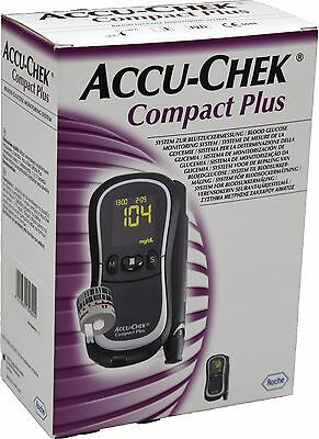 ACCU-CHEK Compact Plus Blood Glucose Monitorng System