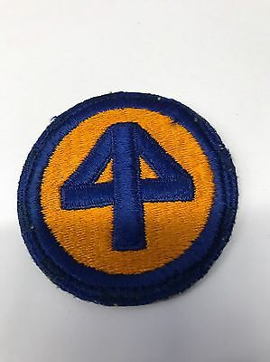WWII 44th Infantry Division Patch