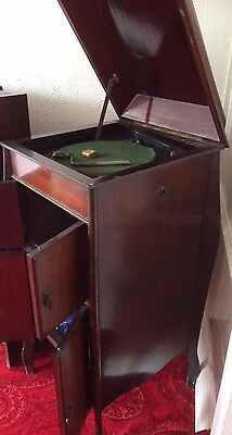 Vintage Goldring  Gramophone And His Masters Voice Needles -Slim Storage Cabinet