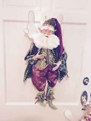 Mark Roberts Xmas Pinecone Forest Fairy Large 51-42594 Lg