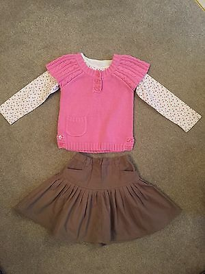 George girls outfit age 3-4